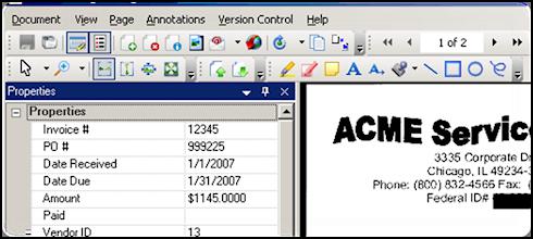 Document management, data capture, workflow automation